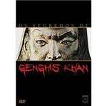 DVD Segredos de Genghis Khan
