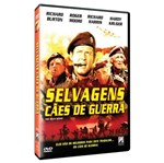 DVD Selvagens Cães de Guerra