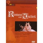 DVD Sergei Prokofiev - Romeo And Juliet (Importado)
