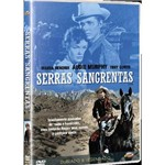 DVD Serras Sangrentas - Edna Anhalt