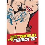 DVD Sertanejo Pra Namorar