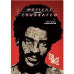 DVD Seu Jorge - Músicas para Churrasco - ao Vivo na Quinta da Boa Vista - Vol. 1