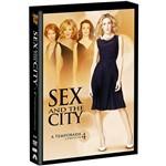 DVD Sex And The City 4ª Temporada (3 Discos)