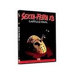 DVD Sexta-feira 13 - Parte 4: Capítulo Final