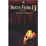 DVD Sexta-Feira 13 Parte 5: um Novo Começo