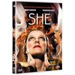 DVD - She