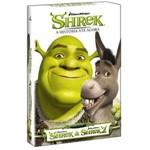 DVD Shrek 1 e Shrek 2