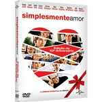DVD - Simplesmente Amor - Edição Especial 10 Anos