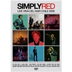 DVD Simply Red - Live Viña Del Mar Chile 2009