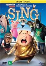 DVD Sing - Quem Canta Seus Males Espanta