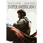 Dvd - Sniper Americano