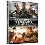 DVD - Soldado Anônimo: Campo em Chamas