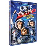 DVD Space Chimps 2 - o Retorno de Zartog