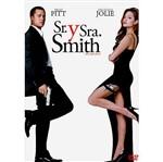 DVD Sr. & Sra. Smith