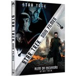 DVD Star Trek + Star Trek: Além da Escuridão - Dois Filmes [2 Discos]