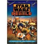 DVD Star Wars Rebels a Fagulha de uma Rebelião