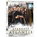DVD Stargate Atlantis - 5ª Temporada (5 DVD's)