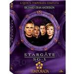 DVD Stargate SG.1 5ª Temporada (5 DVDs)