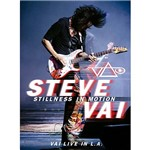 DVD - Steve Vai - Stillness In Motion - Vai Live In L.A. (2 Discos)