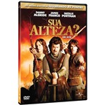 DVD Sua Alteza?