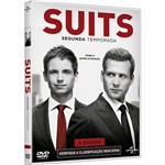 DVD - Suits - 2ª Temporada (4 Discos)