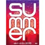 DVD Summer Eletrohits 2015
