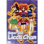 DVD Super Doll Licca Chan
