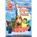 DVD Super Fofos: Salvem os Super Fofos