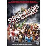 DVD Super-Heróis - a Liga da Injustiça