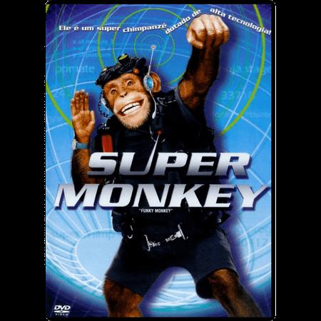 DVD Super Monkey