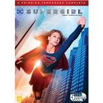 DVD Supergirl 1ª Temporada Completa (5 Discos)
