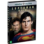 DVD - Superman - o Filme (Com Luva)