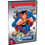 DVD - Superman - Super-Vilões