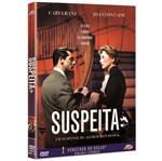 DVD Suspeita
