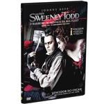 DVD Sweeney Todd: o Barbeiro Demoníaco da Rua Fleet