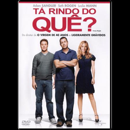 DVD Tá Rindo do Quê?