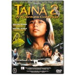 Dvd Tainá 2 - a Aventura Continua