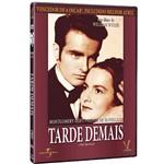 DVD Tarde Demais
