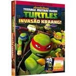 DVD - Tartarugas Ninja - Invasão Kraang