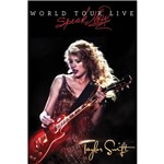 DVD Taylor Swift - Speak Now World Tour Live