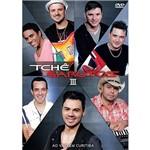 DVD - Tchê Garotos III - ao Vivo em Curitiba