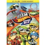 DVD Team Hot Wheels - Mandando Bem