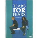 DVD - Tears For Fears - Live The Best
