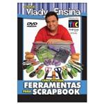 Dvd Tecnicas Ferramentas Scrapbook Vlady Ensina