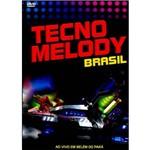 DVD Tecno Melody Brasil Original