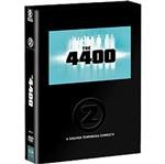 DVD The 4400 - Segunda Temporada (4 DVDs)