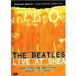 Dvd The Beatles Live At Shea