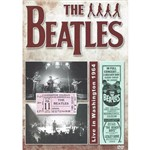 DVD The Beatles Live In Washington 1964