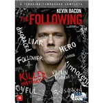 DVD - The Following: 3ª Temporada Completa