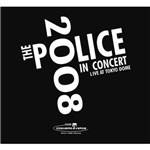 Dvd The Police In Concert 2008 - Live At Tokyo Dome
